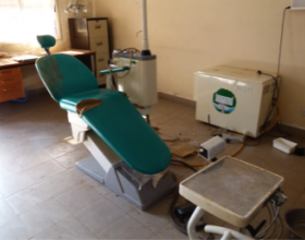 Health facilities in Gambia